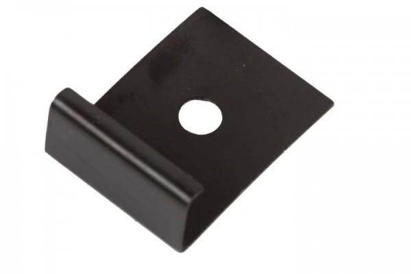 WPC Stärke 30 mm Anfangs- und Endmontageclips-Set aus Metall