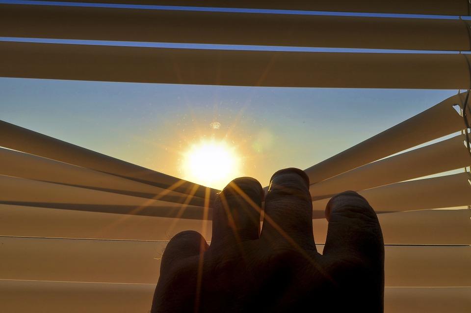 Rolladen-Sonnenschutz