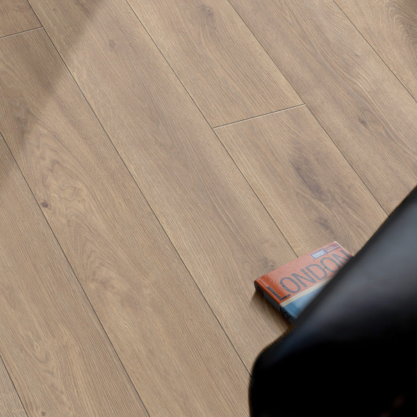 Floor Experts Edition Laminat Landhausdiele Eiche Merida Brown K438