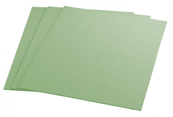 Unterlagsmatte Steamlockplatte 3 mm grün