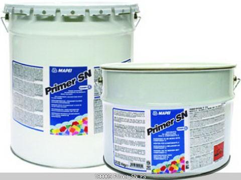 Mapei PRIMER SN, 2K-Epoxydharz-Grundierung, porenfüllend, 20 kg, Kombigebinde: 16 kg + 4 kg