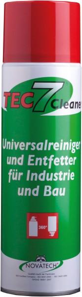 TEC7 Cleaner 500 ml Sprühdose, Reiniger und Entfetter