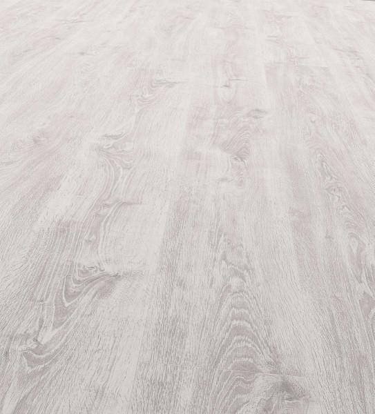 EGGER PRO Comfort Large Korkboden Landhausdiele 1-Stab Waltham Eiche weiss EPC002, lackiert