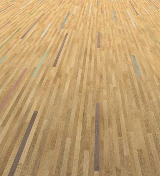 EGGER PRO Comfort Large Korkboden Landhausdiele 1-Stab Eureka Wood EPC028, lackiert