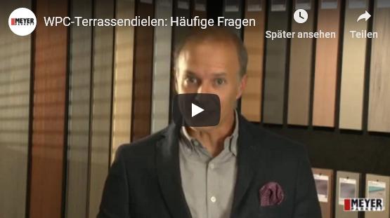 Video: Häufige Fragen zu WPC-Terrassendielen