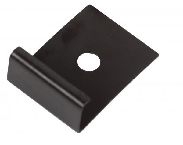UltraShield Anfangs- und Endmontageclips-Set aus Metall
