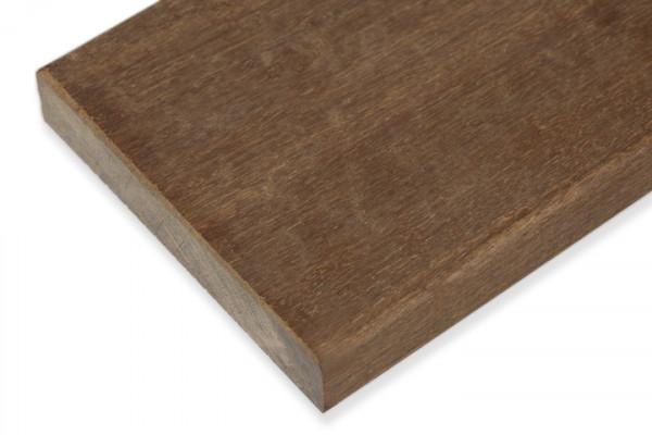 FANO Holz Abschlussblende Ipe glatt