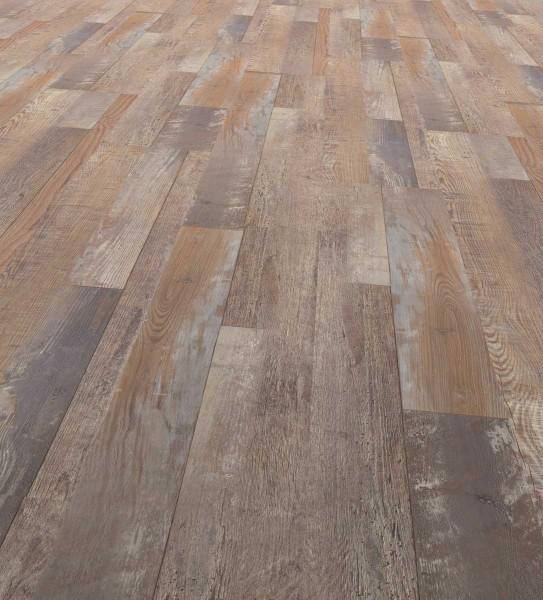 Vinfloors Plank 25 Klebe-Vinylboden Landhausdiele 1-Stab Fichte Vintage