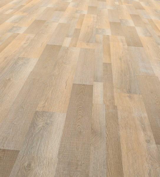 Vinfloors Plank 25 Klebe-Vinylboden Landhausdiele 1-Stab Eiche Loft