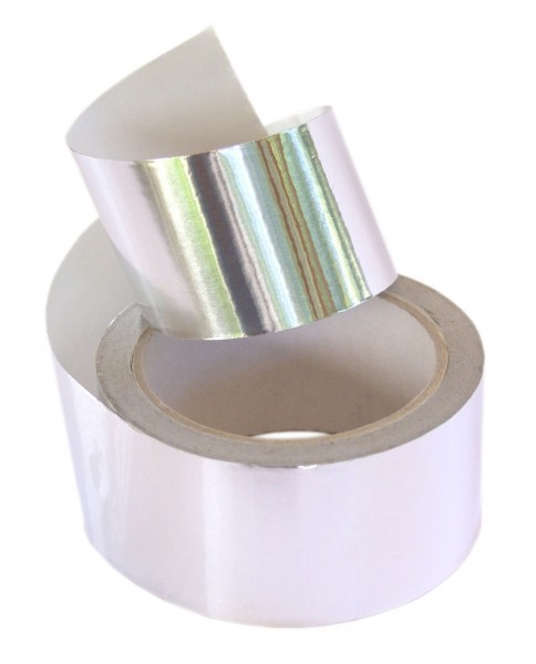 Dichtband Alufolie 50 m x 5 cm