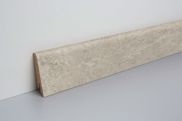 Vinylleisten VinFloors foliert Stone Padova 17x58x2400mm