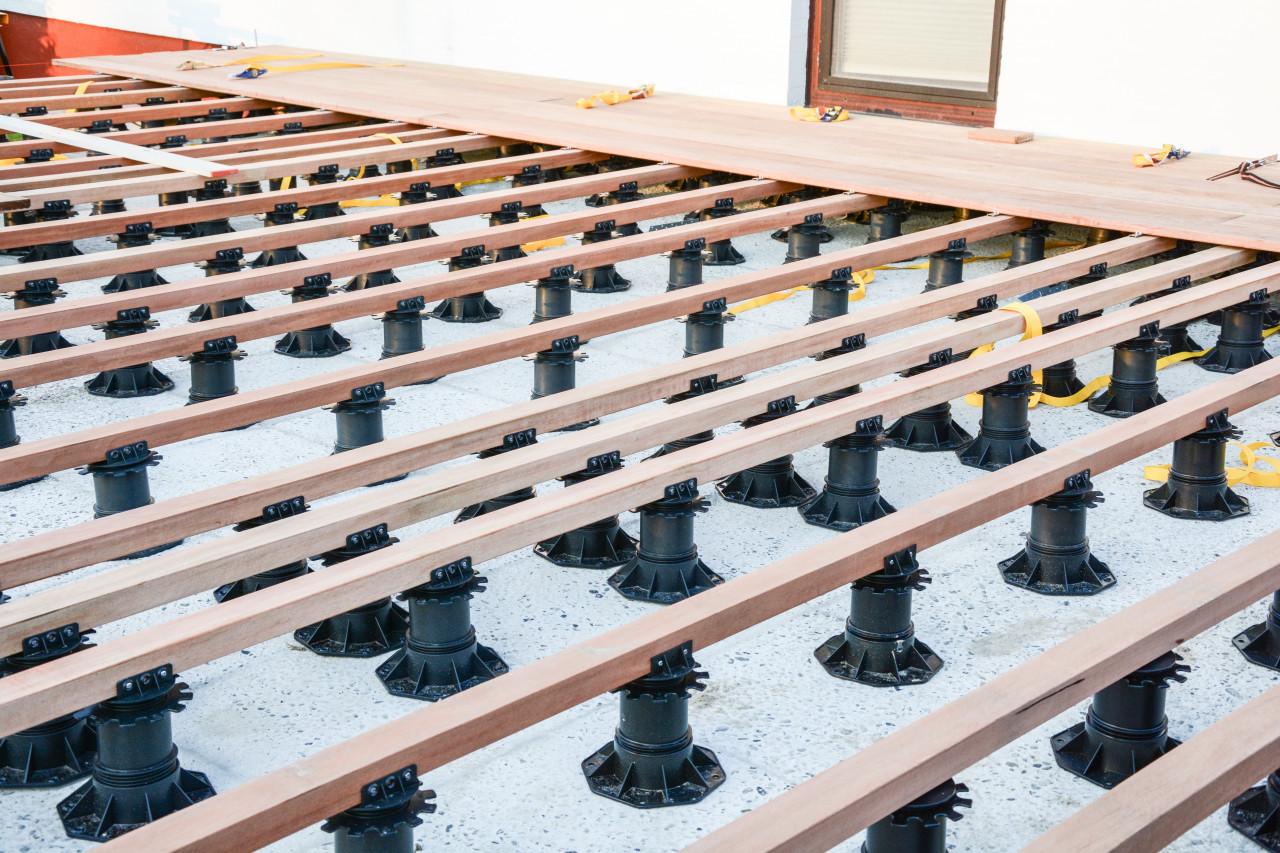 Terrasssen Unterkonstruktion auswählen und richtig aufbauen ...