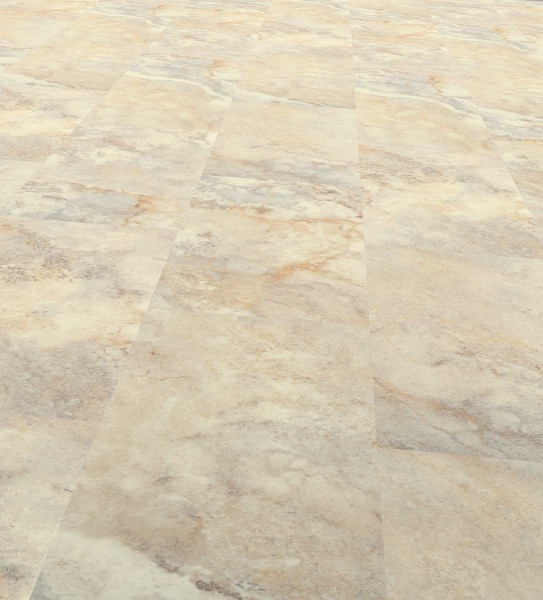 Vinfloors Plank 25 Klebe-Vinylboden Fliesenoptik Kolosseum