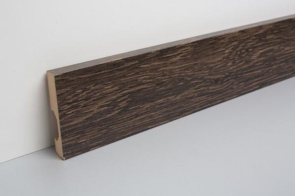 Sockelleiste foliert MHL 70 Eiche DK595, GRANDEUR Eiche Victorian 14.2x70x2400mm