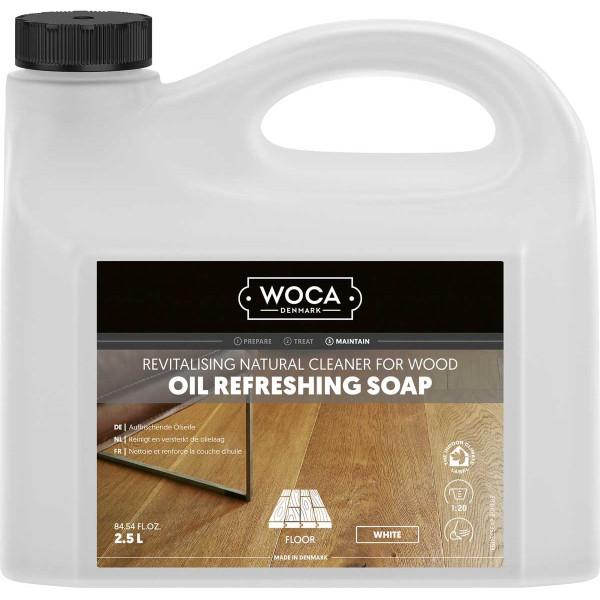 WOCA Öl-Refresher Weiss, Inhalt: 2,5 Liter