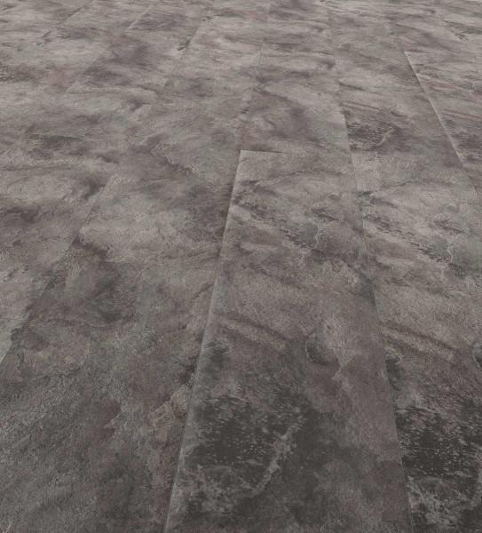 EGGER PRO Large Designboden PVC-frei Fliesenoptik Schiefer schwarz EPD020