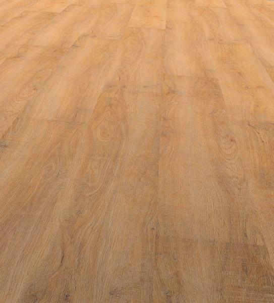 Vinfloors Plank 25 Klebe-Vinylboden Landhausdiele 1-Stab Eiche saegerau
