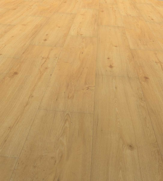 Vinfloors Plank 25 Klebe-Vinylboden Landhausdiele 1-Stab Eiche natur
