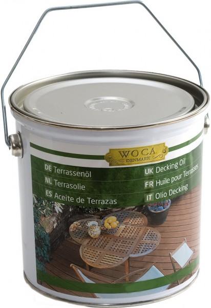 Woodcare Terrassenöl Exterior Schwarz