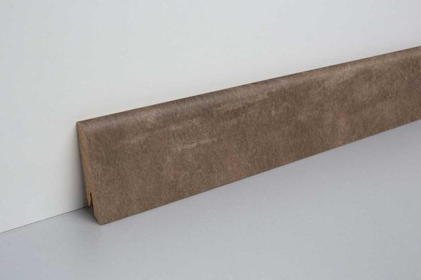 Vinylleisten VinFloors foliert Mondo Tabacco 17x58x2400mm