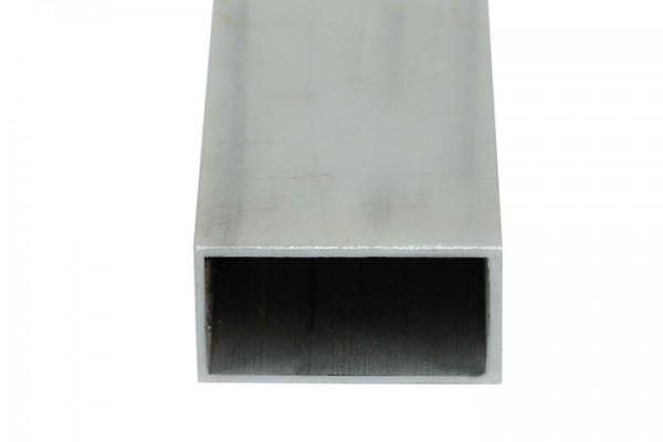 Aluminium Unterkonstruktion 50 x 80 x 6000 mm, Stärke: 2 mm