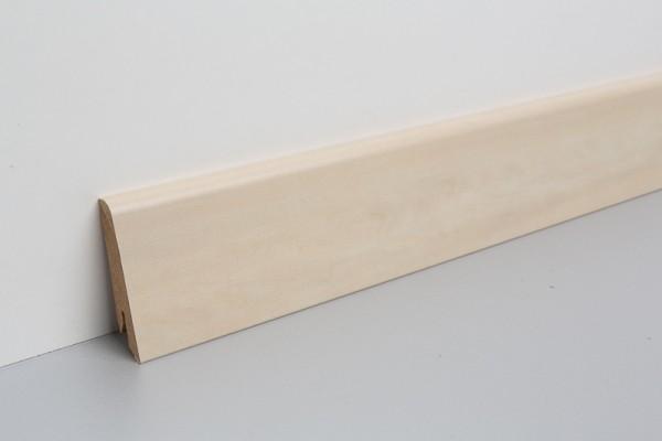 Vinylleisten VinFloors foliert Bergahorn markant 17x58x2400mm