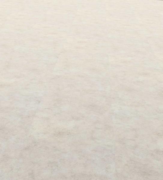 Vinfloors Plank 25 Klebe-Vinylboden Fliesenoptik Limestone